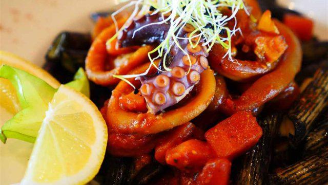 Fruits de mer corses