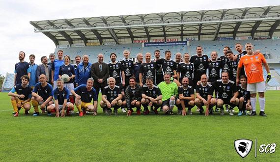 Match amical du S.C. Bastia