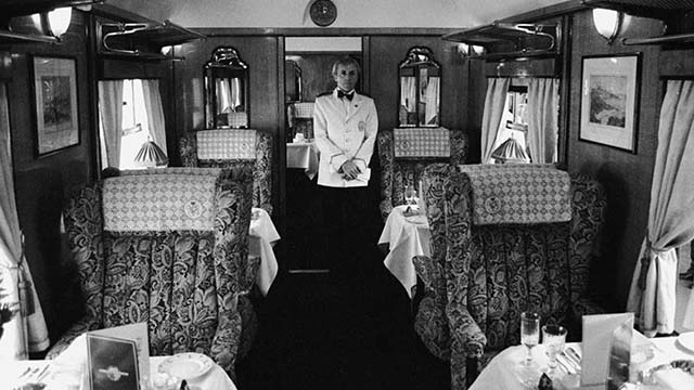 Orient Express indoor